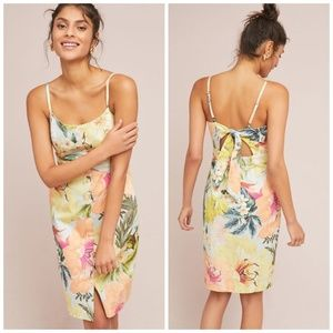 NWT Anthropologie Farm Rio Tropical Shift Dress XL